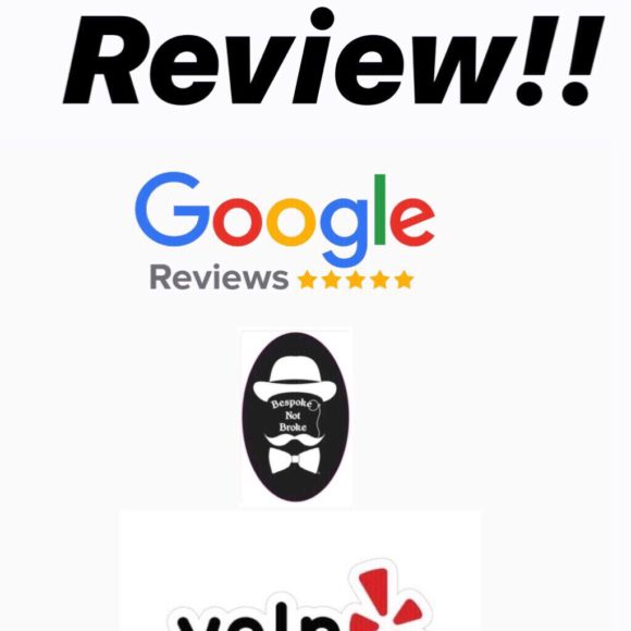 Google and Yelp Reviews Requested